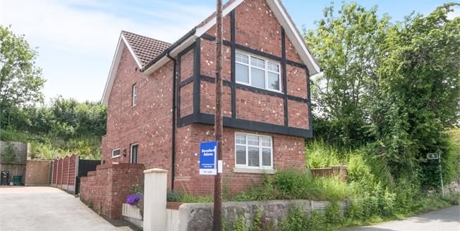 Asking Price £185,000, 3 Bedroom Detached House For Sale in Mochdre, LL28