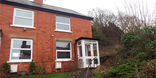 Asking Price £127,000, 2 Bedroom Semi Detached House For Sale in Old Colwyn, LL29