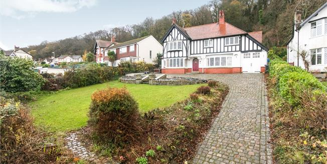 Asking Price £475,000, 6 Bedroom Detached House For Sale in Colwyn Bay, LL29