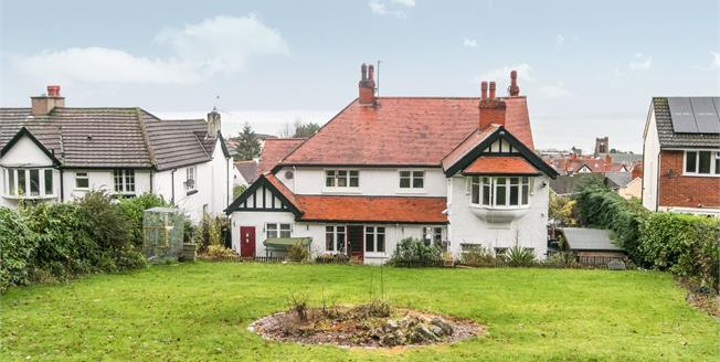 Asking Price £449,000, 6 Bedroom Detached House For Sale in Colwyn Bay, LL29