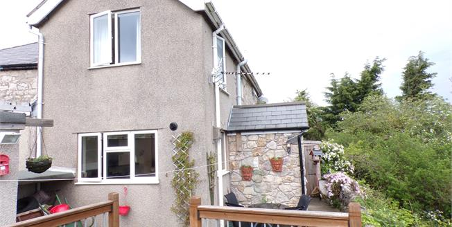 Asking Price £150,000, 2 Bedroom End of Terrace Cottage For Sale in Llysfaen, LL29