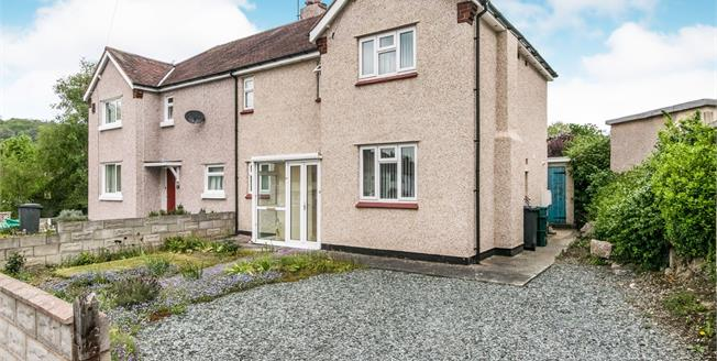 Asking Price £139,950, 3 Bedroom Semi Detached House For Sale in Mochdre, LL28