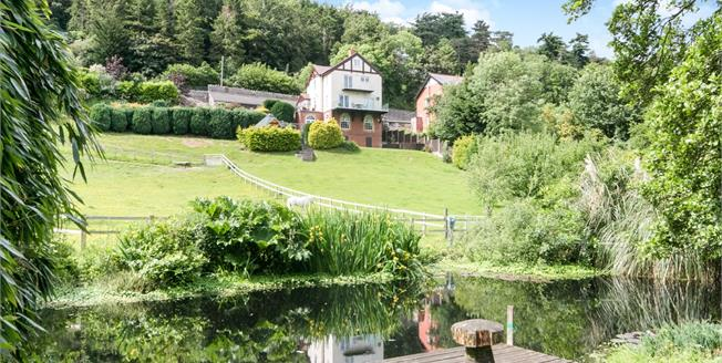 Asking Price £725,000, 6 Bedroom Detached House For Sale in Colwyn Bay, LL29