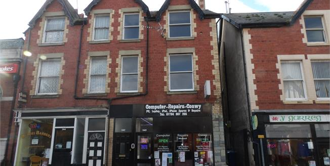 Asking Price £120,000, For Sale in Old Colwyn, LL29