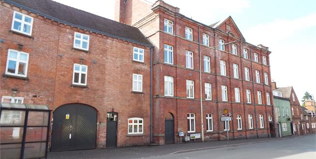 Offers in the region of £55,000, 1 Bedroom Flat For Sale in Tean, ST10