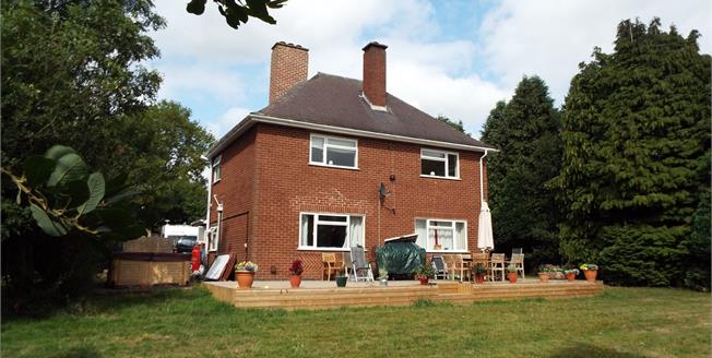 Offers Over £500,000, 3 Bedroom Detached House For Sale in Abbots Bromley, WS15