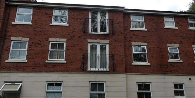 Guide Price £125,000, 2 Bedroom Flat For Sale in Ashby-de-la-Zouch, LE65