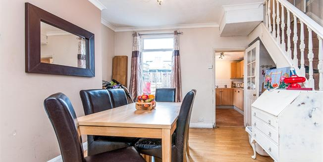 Asking Price £180,000, 3 Bedroom End of Terrace House For Sale in Ramsgate, CT11