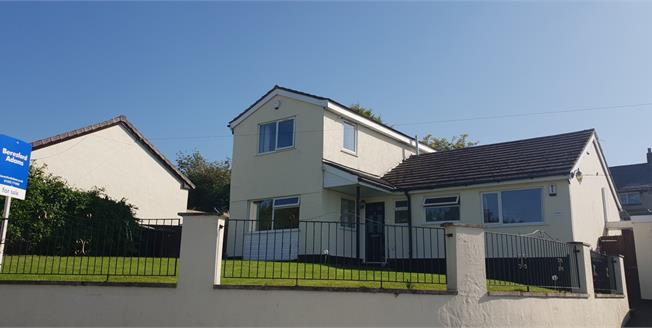Offers in excess of £250,000, 4 Bedroom Detached House For Sale in Trelogan, CH8
