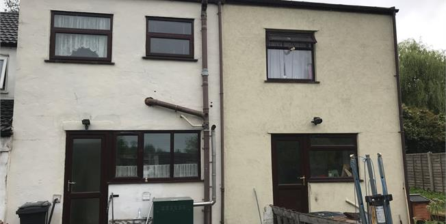 Asking Price £75,000, 2 Bedroom Terraced House For Sale in Ffynnongroyw, CH8