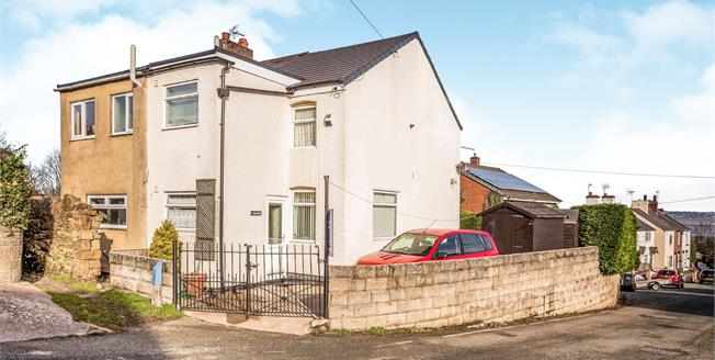 Asking Price £115,000, 2 Bedroom Semi Detached House For Sale in Bagillt, CH6