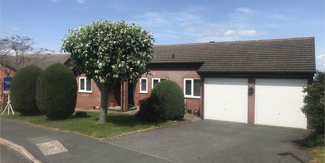 Asking Price £295,000, 4 Bedroom Detached Bungalow For Sale in Pentre Halkyn, CH8