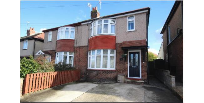 Offers in excess of £129,950, 3 Bedroom Semi Detached House For Sale in Flint, CH6