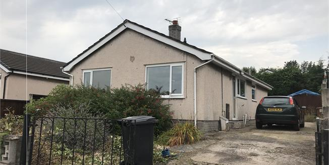 Asking Price £155,000, 3 Bedroom Detached Bungalow For Sale in Bagillt, CH6