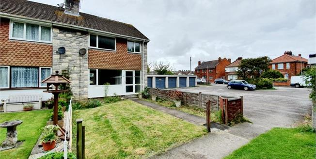 £175,000, 3 Bedroom Semi Detached House For Sale in Weston-super-Mare, BS23