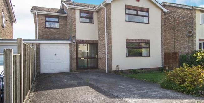£400,000, 4 Bedroom Link Detached House For Sale in Easter Compton, BS35