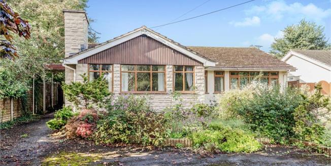 £380,000, 2 Bedroom Detached Bungalow For Sale in Easter Compton, BS35