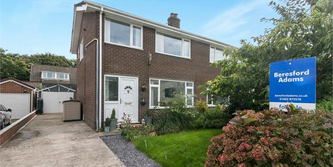 Asking Price £185,000, 3 Bedroom Semi Detached House For Sale in Glan Conwy, LL28
