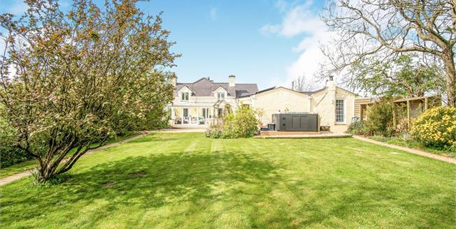 Asking Price £549,999, 5 Bedroom Detached Cottage For Sale in Brynteg, LL78