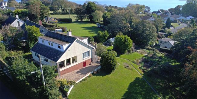 Offers Over £380,000, 4 Bedroom Detached House For Sale in North Wales, LL75