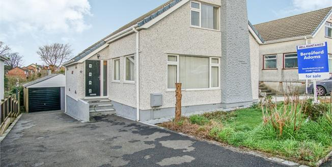 Offers in the region of £259,950, 4 Bedroom Detached Bungalow For Sale in Llanfairpwllgwyngyll, LL61