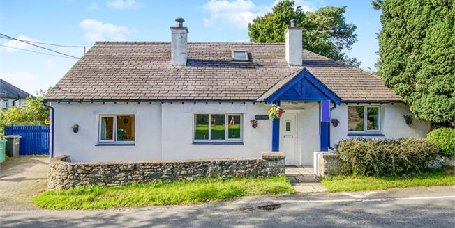 Offers in the region of £325,000, 4 Bedroom Detached Cottage For Sale in Llandegfan, LL59