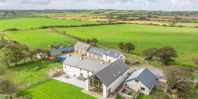 Offers Over £800,000, 10 Bedroom Detached House For Sale in Llannerch-y-Medd, LL71