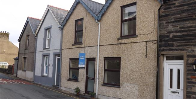 Asking Price £102,500, For Sale in Penrhyndeudraeth, LL48