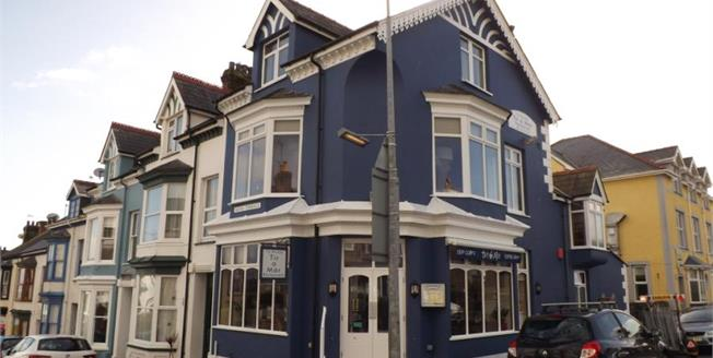 Asking Price £284,999, Commercial For Sale in Criccieth, LL52