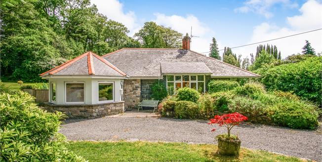 Asking Price £460,000, 3 Bedroom Detached Bungalow For Sale in Criccieth, LL52