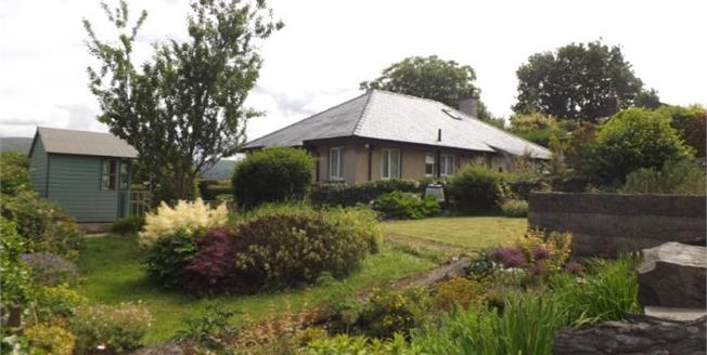 Asking Price £220,000, 4 Bedroom Detached House For Sale in Penrhyndeudraeth, LL48