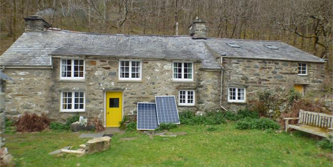 Asking Price £450,000, 3 Bedroom Detached House For Sale in Soar, LL47