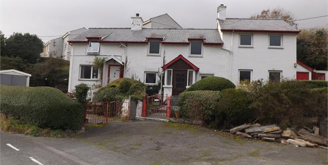 Asking Price £250,000, 4 Bedroom Detached House For Sale in Ynys, LL47