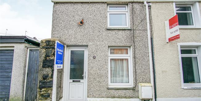 Asking Price £89,995, 2 Bedroom Terraced House For Sale in Porthmadog, LL49
