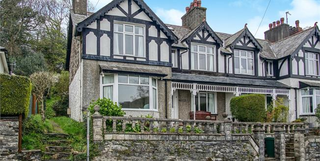 Asking Price £300,000, 3 Bedroom Semi Detached House For Sale in Borth-y-Gest, LL49
