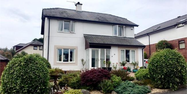Asking Price £294,950, 4 Bedroom Detached House For Sale in Criccieth, LL52