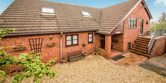 Asking Price £365,000, 4 Bedroom House For Sale in Rhyl, LL18