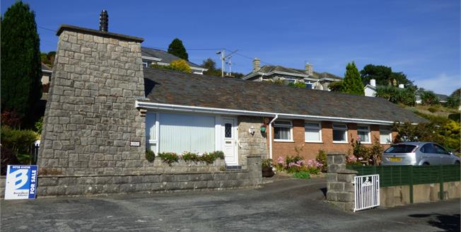 £260,000, 3 Bedroom Detached Bungalow For Sale in Pwllheli, LL53