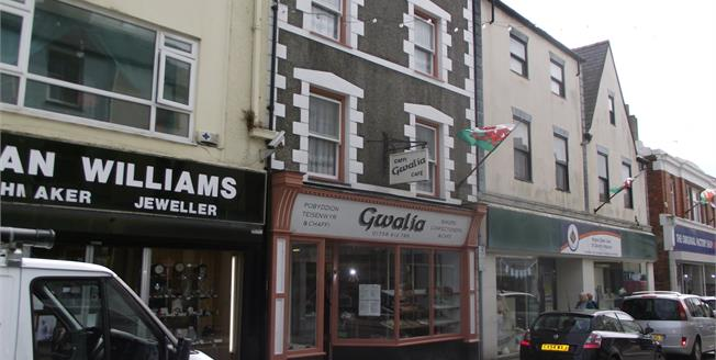 Asking Price £450,000, For Sale in Pwllheli, LL53