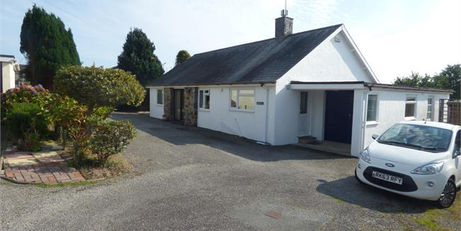 Asking Price £227,000, Detached Bungalow For Sale in Pwllheli, LL53