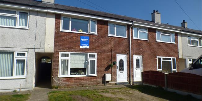 Asking Price £149,995, 3 Bedroom Terraced House For Sale in Pwllheli, LL53