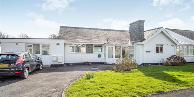 Asking Price £295,000, 4 Bedroom Detached Bungalow For Sale in Pwllheli, LL53