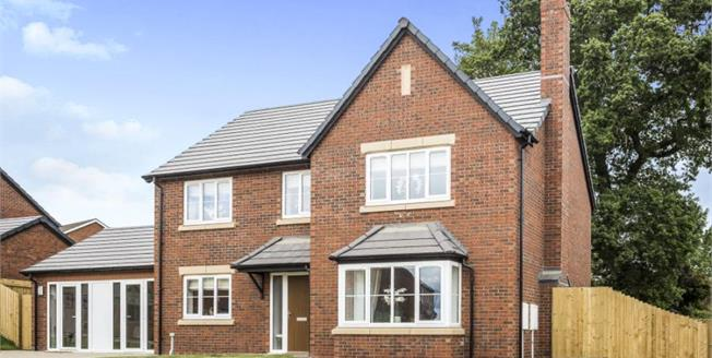 £400,000, 4 Bedroom House For Sale in Oswestry, SY10