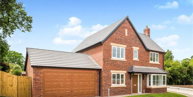 £350,000, 4 Bedroom House For Sale in Oswestry, SY10