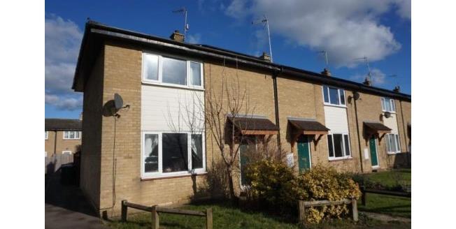 Asking Price £160,000, 2 Bedroom End of Terrace House For Sale in Temple Herdewyke, CV47
