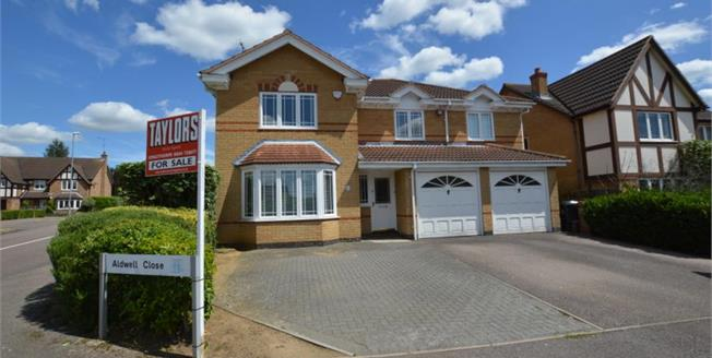 Asking Price £525,000, 5 Bedroom Detached House For Sale in Wootton, NN4