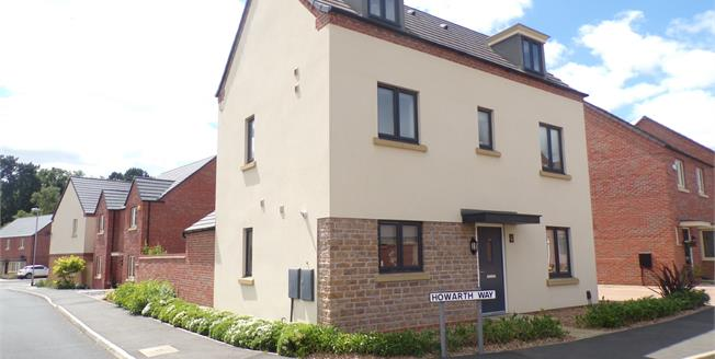 Asking Price £385,000, 5 Bedroom Detached House For Sale in Northampton, NN5