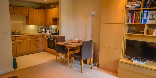 Asking Price £300,000, 1 Bedroom Flat For Sale in Cambridge, CB1
