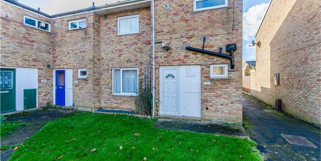 Guide Price £315,000, 3 Bedroom End of Terrace House For Sale in Cambridge, CB4