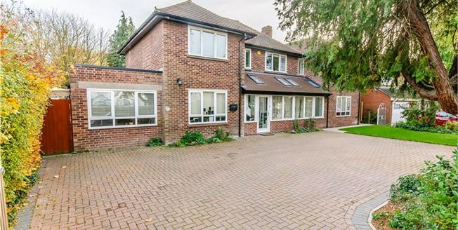 Guide Price £1,250,000, 8 Bedroom Detached House For Sale in Cambridge, CB1